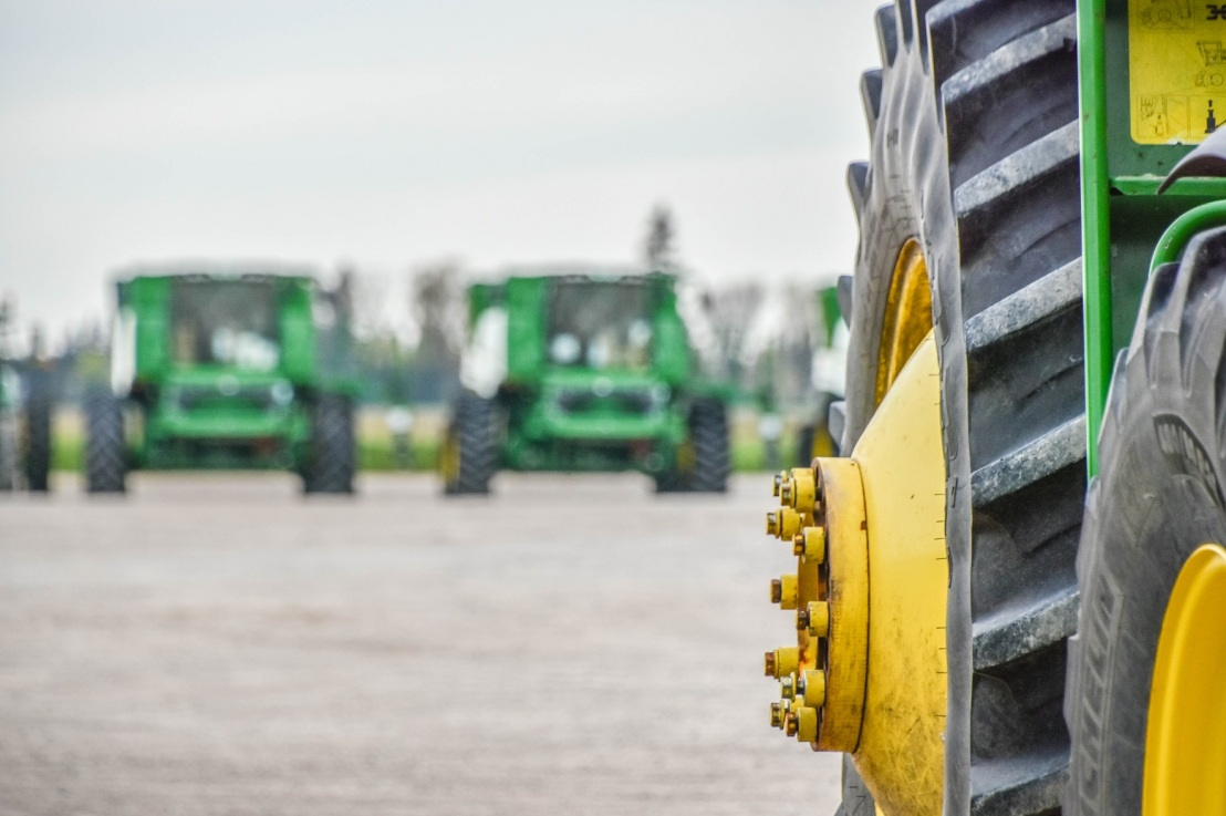 fieldmargin now connects with the John Deere Operations Center