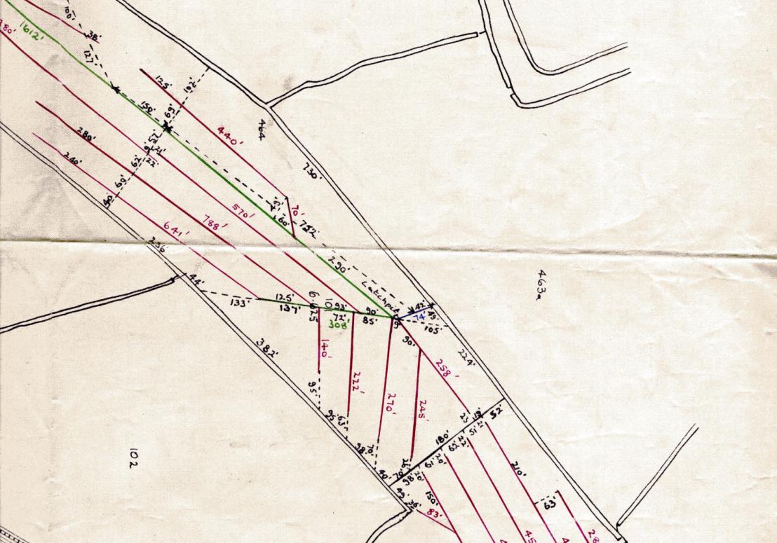 Digitising drainage maps to preventwaterlogging